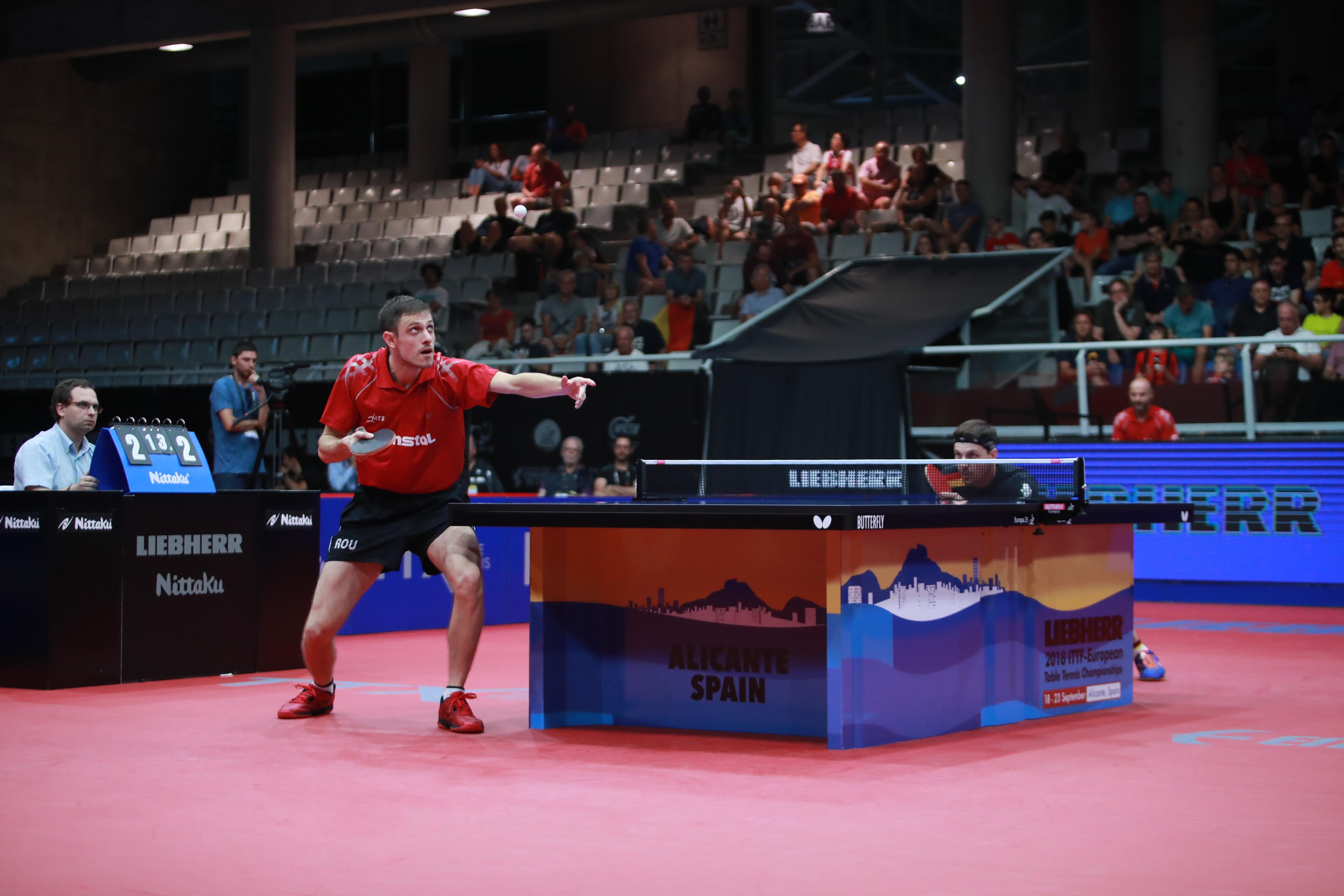 """Povestea lui Ovidiu Ionescu, medaliat cu argint la Europenele de tenis de masă. """"Părinții și-au vândut casa pentru a-i plăti antrenamentele în Germania"""". Reacția sportivului"""