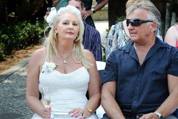 Lindy și George păreau un cuplu solid (foto Facebook)