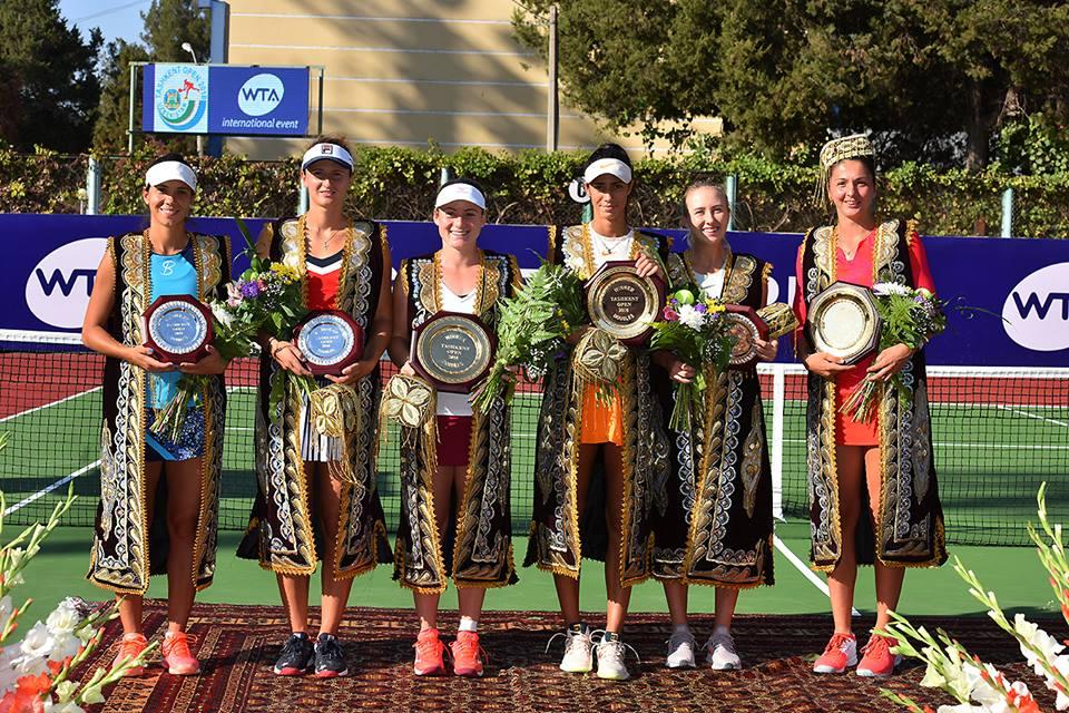 Finala probei de dublu a turneului de tenis de la Tașkent: Irina Begu și Raluca Olaru s-a calificat în ultimul act din Uzbekistan