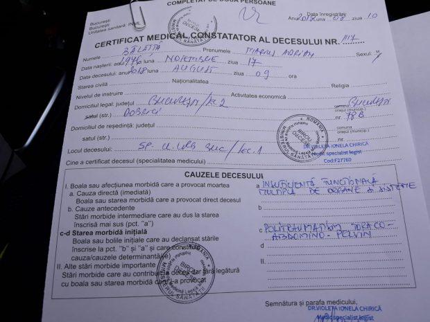 EXCLUSIV/ ACCIDENT ȘOCANT! Spulberat cu 108 km/h pe pista aeroportului Băneasa