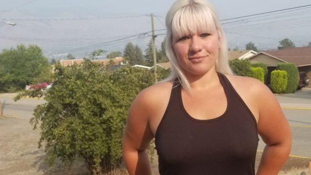 Christina Schell (FOTO - Arhivă personală, pentru CBC.ca)