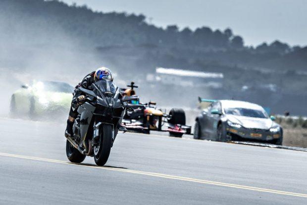 Cea mai nebună cursă de viteză a avut loc la Istanbul FOTO: EPA