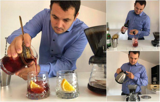 Un român participă la Campionatul Mondial de Cafea din Brazilia