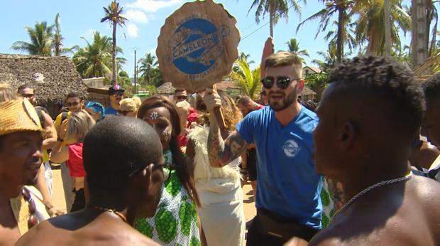 """Dansurile din Madagascar i-au pus în dificultate pe concurenții din """"Ultimul Trib"""""""