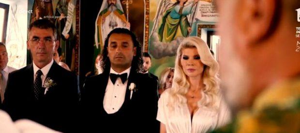 Diana Matei şi Marian de la Taraful Cleante s-au căsătorit după 15 ani de relație