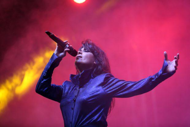 Yasmin Levy a fermecat publicul la Balkanik Festival Foto: Florin Ghioca