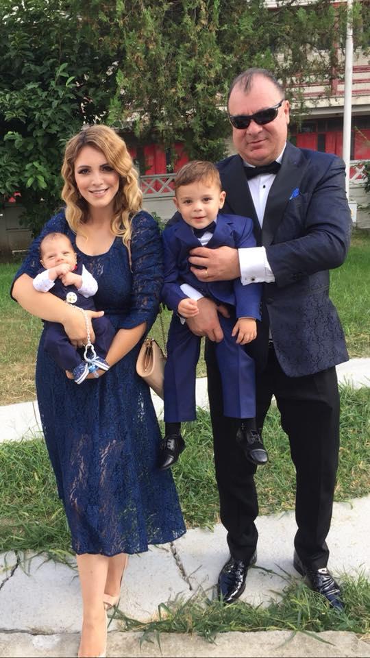 Fiul Florinei Constantinescu a fost cel mai mic spectator la Cerbul de Aur