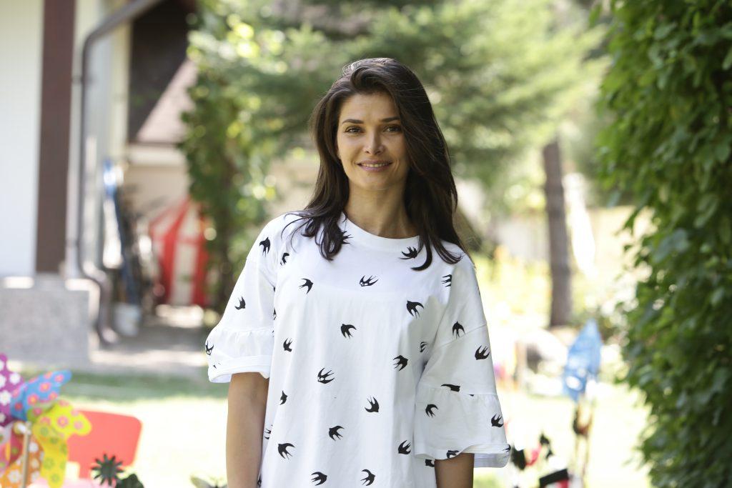 Alina Pușcaș s-ar fi vrut cântăreață