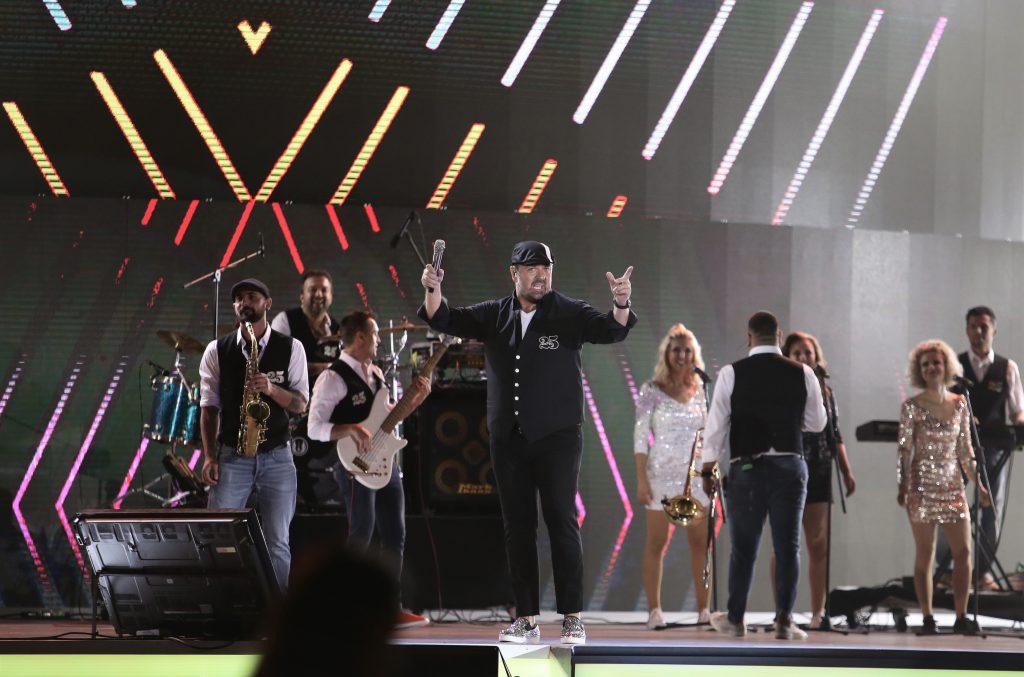 Jurații de la «X Factor» și-au împărțit frățește Sala Palatului