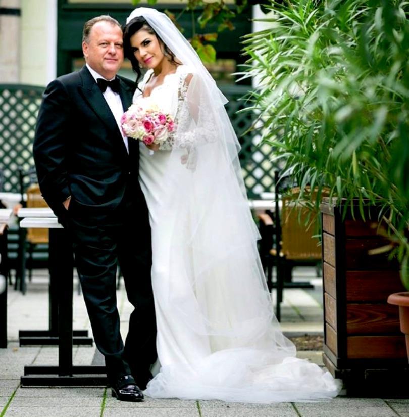 Valentina Pelinel și Cristi Borcea fac nunta în Ungaria. Cine le vor fi nași