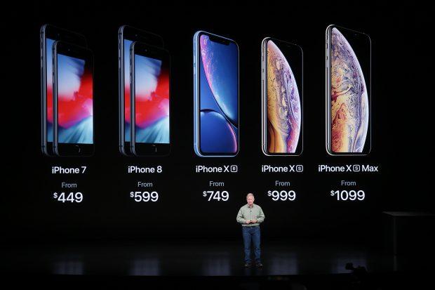 Cât costă noile modele iPhone în România. Imagine cu noul telefon