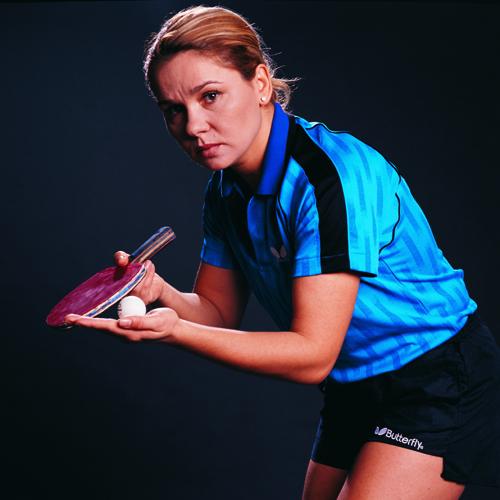 Otilia Bădescu, multiplă medaliată la Campionatele Mondiale și Europene