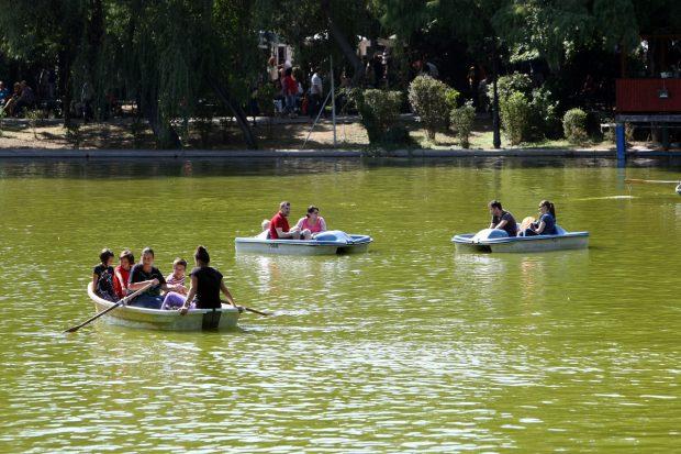 Distracțiile de vară din București