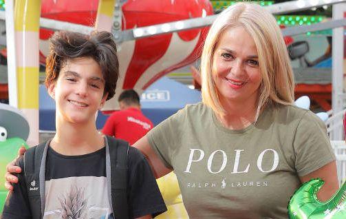 VIDEO/ Iuliana Marciuc bătea băieții când era mică! Putea face carieră în box sau lupte, dacă n-o atrăgea televiziunea...