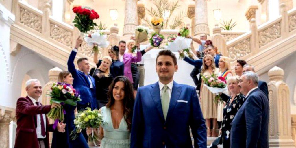 Nunta băiatului lui Liviu Dragnea i-a împăcat pe Petre și Călin Geambașu. Ce spune senorul despre prestația juniorului