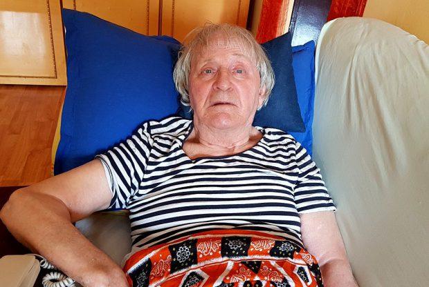 UPDATE/A murit clovnul Siminică. Trupul neînsuflețit al artistului va fi depus în incinta Circului de Stat