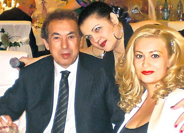"""""""Omuleții verzi"""" - Borcea, Copos, Badea și Nețoiu. După ce au renunțat la fotbal, foștii patroni s-au recăsătorit cu femei mult mai tinere decât ei"""