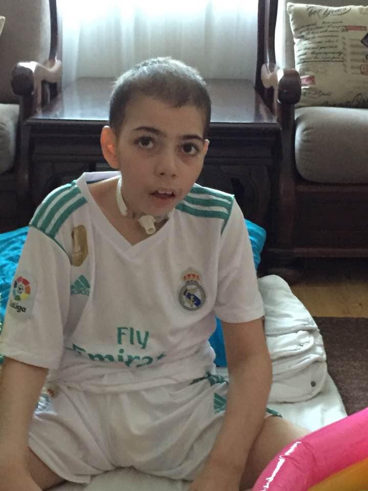 A murit fiul fotbalistului Cosmin Pașcovici. Avea doar 14 ani și trecuse prin 17 intervenții chirurgicale pe creier. Tricolorii joacă pentru el la Vilnius