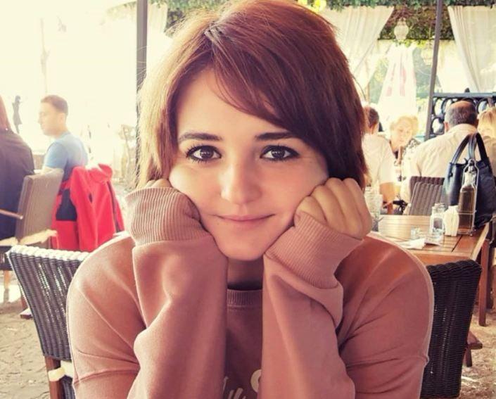 Andreea Pavel, Info Sud-Est