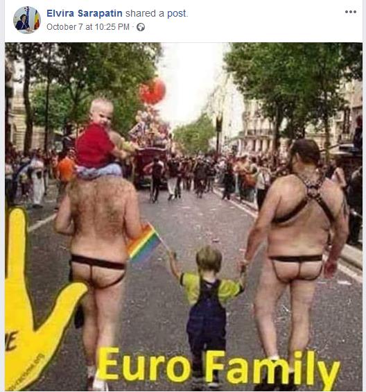 Se doreşte reluarea referendumului pentru familie, la alegerile europarlamentare din 2019. Ce propune o deputată PSD