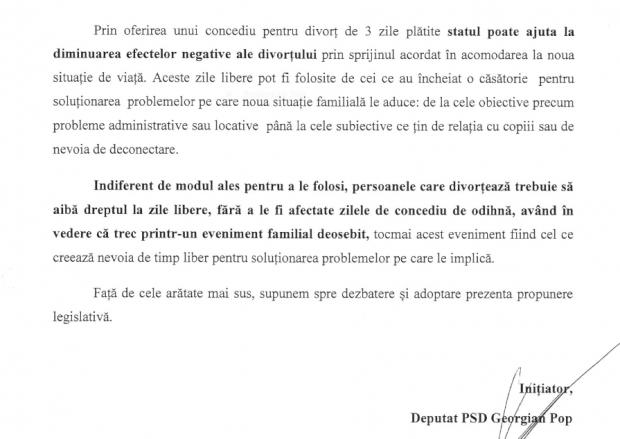 SURPRIZĂ de la Guvern. 3 zile de concediu DE LA STAT după DIVORȚURI 1