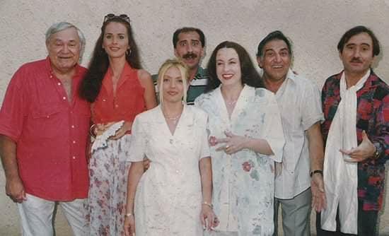 Oltița Chirilă, comemorată în Las Vegas. Prietenii americani fac parastas pentru fosta colegă de scenă a lui Jean Constantin
