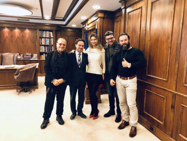 """OPINIE / George Ivașcu și producătorii de film eșuați în """"Dracula Land"""""""