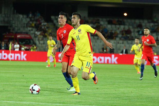 """Andrei Ivan e Jdechi din Moreni: """"Visul meu e să merg la Euro 2019 cu tineretul și la Euro 2020 cu naționala mare"""""""