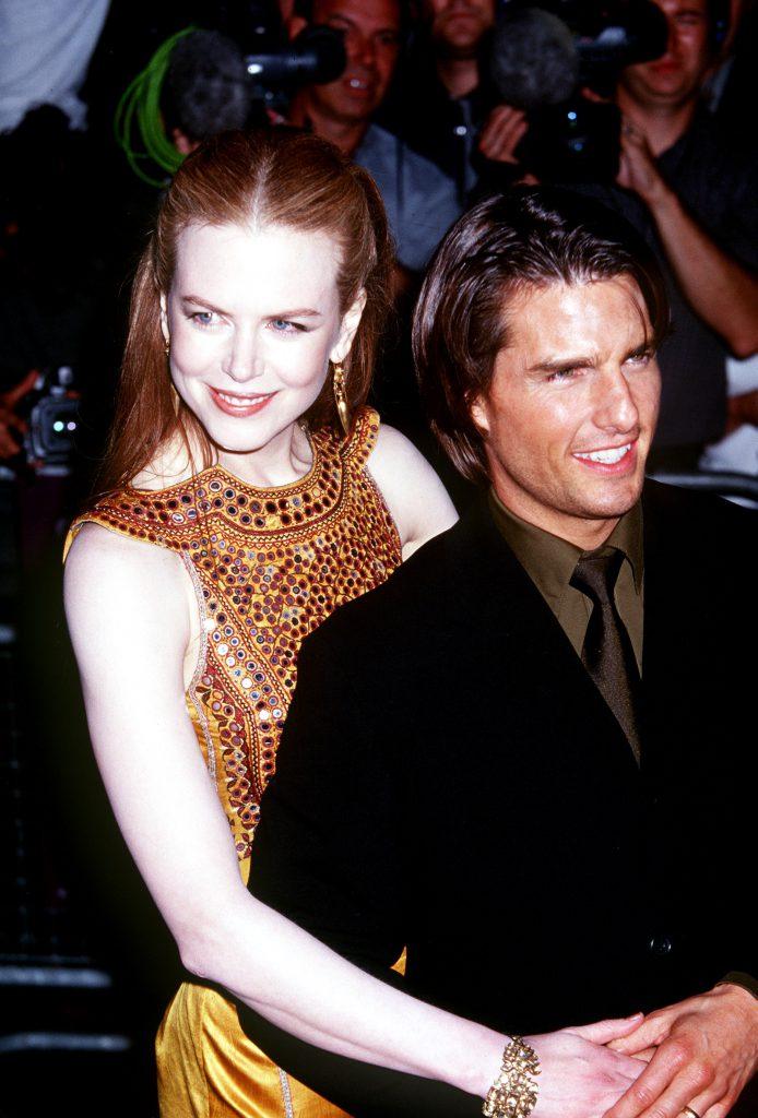 """Nicole Kidman face mărturisiri despre mariajul cu Tom Cruise. """"M-a protejat de hărțuirea sexuală"""""""