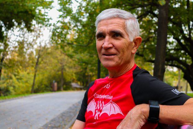 Ultramaratonist la 70 de ani: O vizită la medic l-a făcut pe Stan Turcu să se apuce de alergat