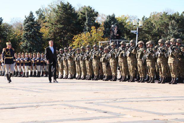 Klaus Iohannis şi Viorica Dăncilă, împreună la manifestaţiile din Parcul Carol
