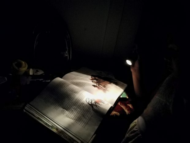 Ștefi ar putea fi nevoită să aprindă lanterna în stradă