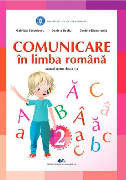 Comunicare în Limba Română. Manual pentru clasa a II-a (Editura Ministerului Educaţiei Naţionale)