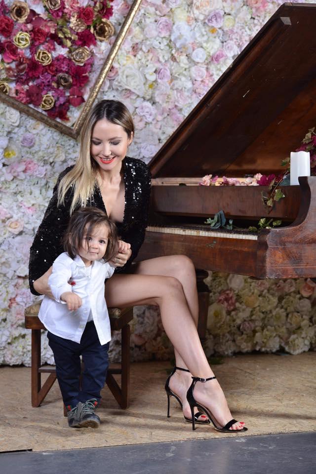 Octavia Geamănu amână mărirea familiei