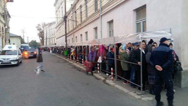A început pelerinajul Sfintei Parascheva, la Iași
