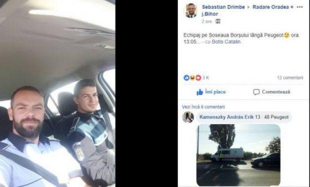 Politisti rutieri - bihor - Facebook