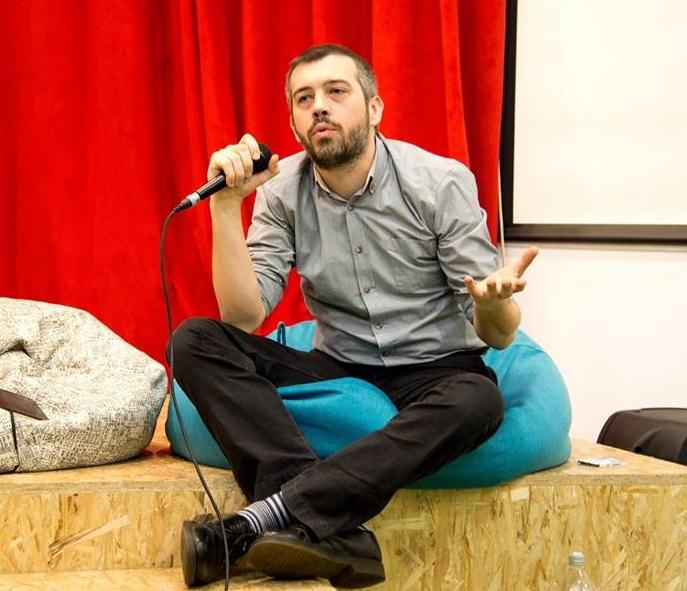 Radu Umbreș, antropolog