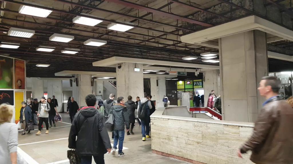 Metrorex vs Metro de Bruxelles. O comparaţie reală între metroul din România şi cel din Belgia