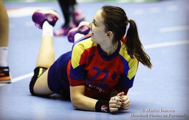 EXCLUSIV / Handbalista Eliza Buceschi, eroina României în primul meci de la Europene, n-are iubit. Declarație de dragoste de Ziua Națională