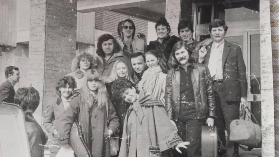 Dorian Ciubuc, «tăticul» concertelor rock, sărbătorit de greii muzicii. Bittman, Baniciu și George Mihăiță s-au adunat la petrecere