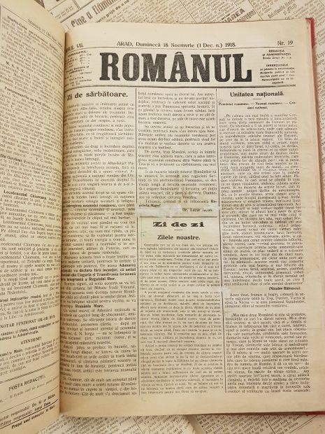 România Mare, rătăcită la 1918 printre declaraţii politice şi ştiri despre război. Cum a tratat presa acelor vremuri Marea Unire