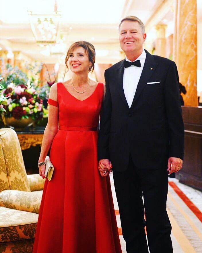FOTO | Prima fotografie cu Klaus și Carmen Iohannis la dineul organizat în cinstea Prințului Charles