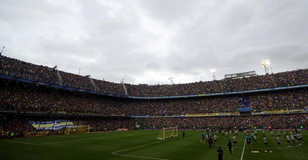 UPDATE River Plate - Boca Juniors, finală istorică în Copa Libertadores. Returul e sâmbătă, la ora 22.00. Peste 50.000 de oameni la ultimul antrenament al Bocăi