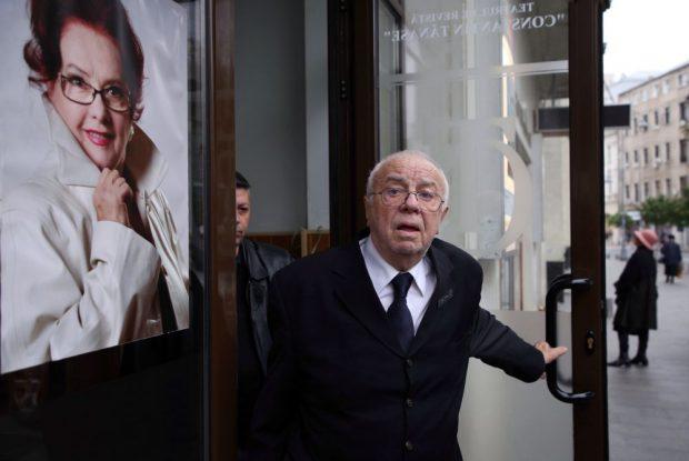 Un an de la moartea Stelei Popescu. Se țin trei slujbe de pomenire pentru actriță și o expoziție de tablouri