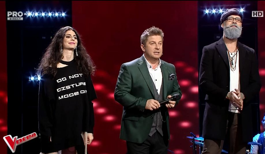 Cine este al treilea semifinalist la Vocea României. Vine din echipa lui Tudor Chirilă