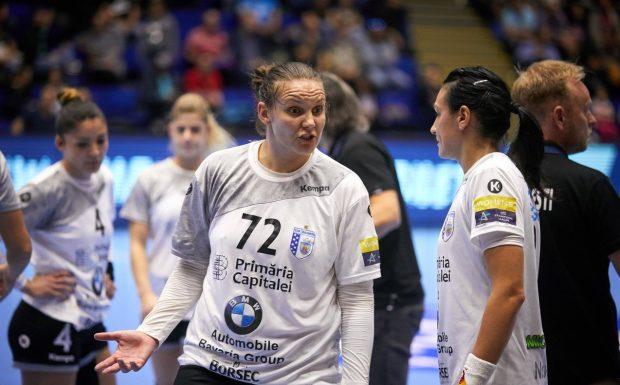 Trofeul Carpați 2018 la handbal feminin. România A a bătut România B și a cucerit trofeul