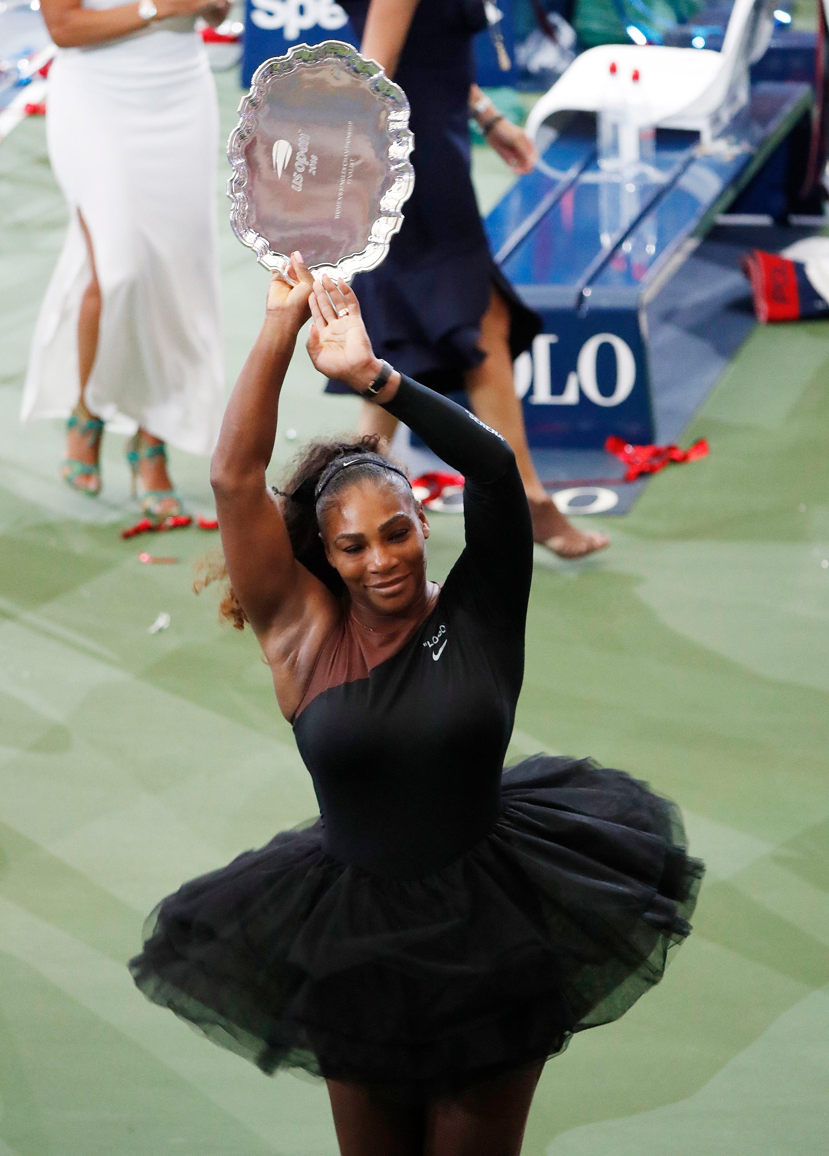Serena Williams, la US Open 2018.