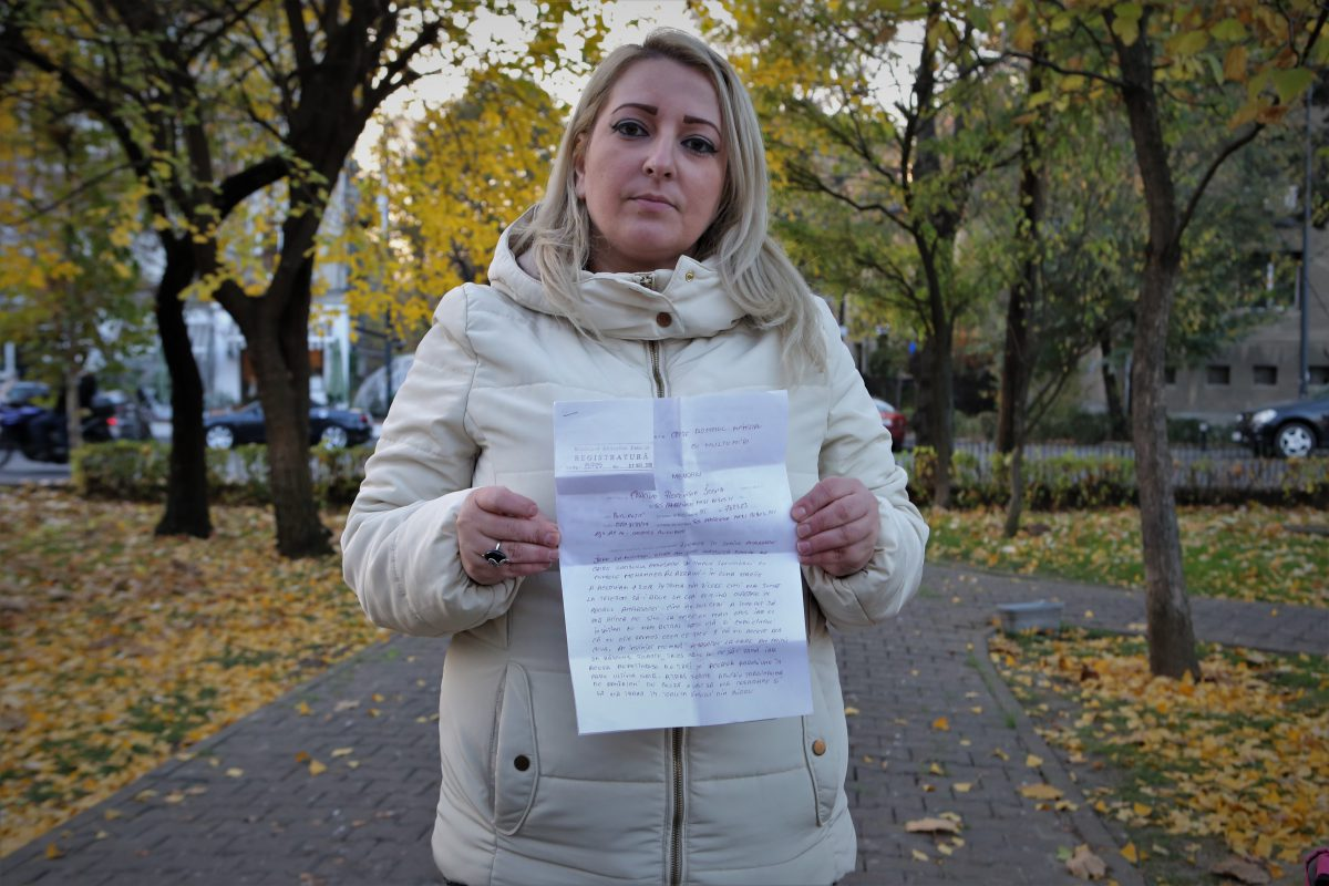 Florentina Crăciun a sesizat Ministerul Afacerilor Externe cu privire la abuzurile pe care le-ar fi comis consulul Irak-ului