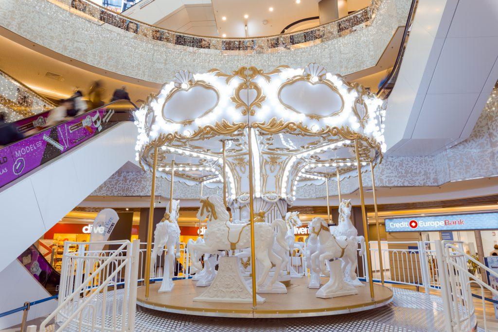 """De Crăciun, ai """"liber"""" la copilărie, la București Mall - Vitan!"""
