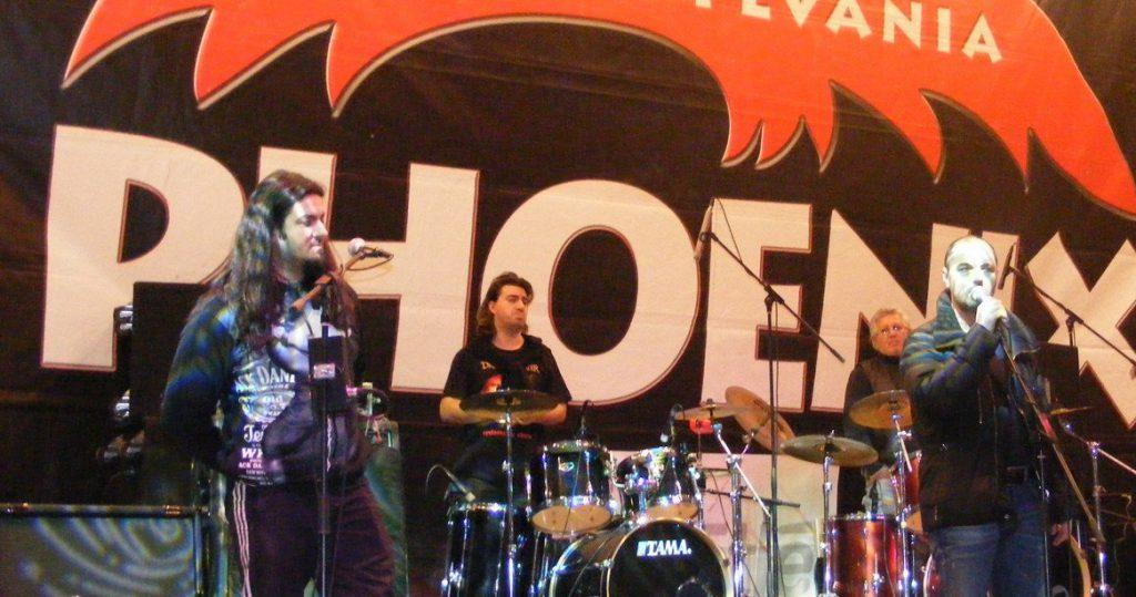 Pasărea muzicală Phoenix a «ouat» o nouă formație: RIT. Tinerii muzicieni au trecut, la un moment dat, prin legendara trupă